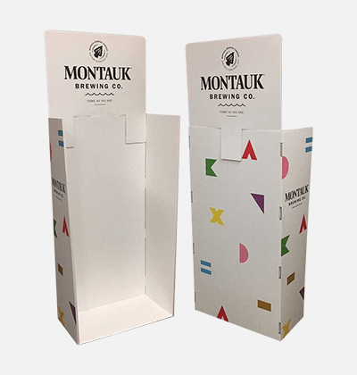 Case Stacker Display Box