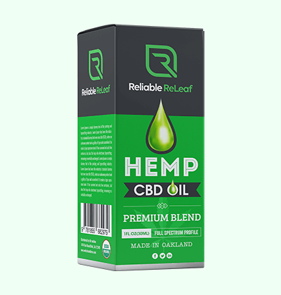 CBD Hemp Oil Boxes