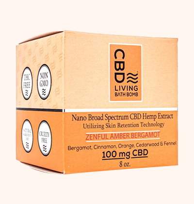 CBD Hemp Soap Boxes