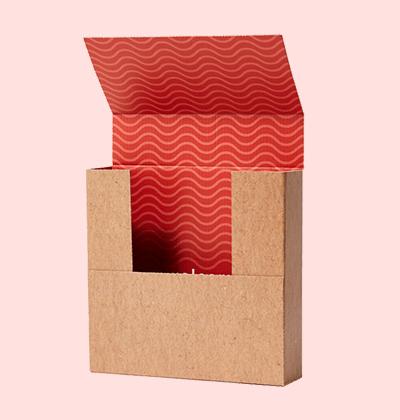 One Piece Folder Mailer Box