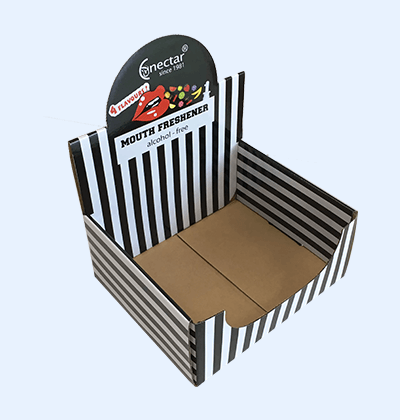 Pop-up Display Box