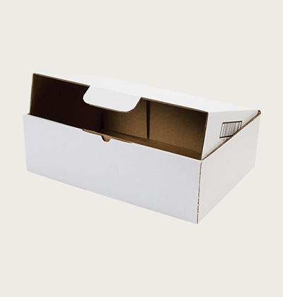 Self-Locking Mailer Boxes