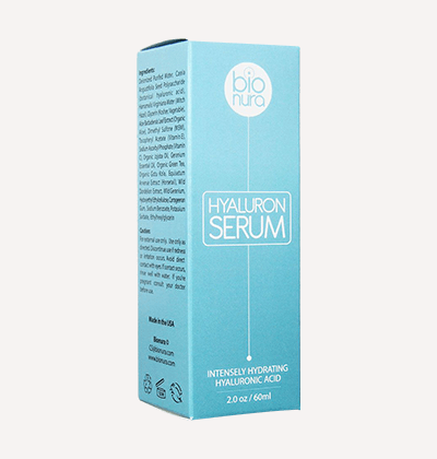 Custom Printed Serum Packaging Box