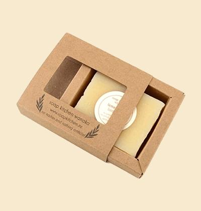 Sleeve & Tray Soap Boxes