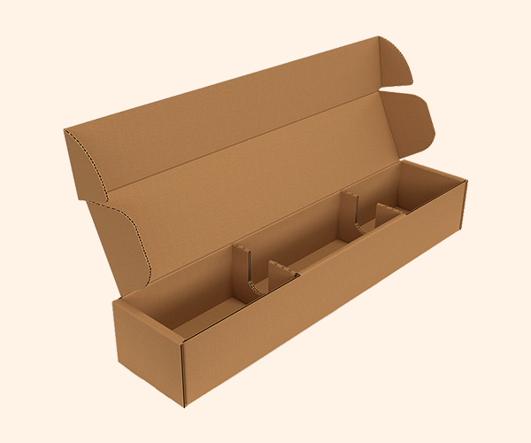 Cardboard Product Partition Inserts