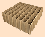 Cardboard Product Divider Inserts