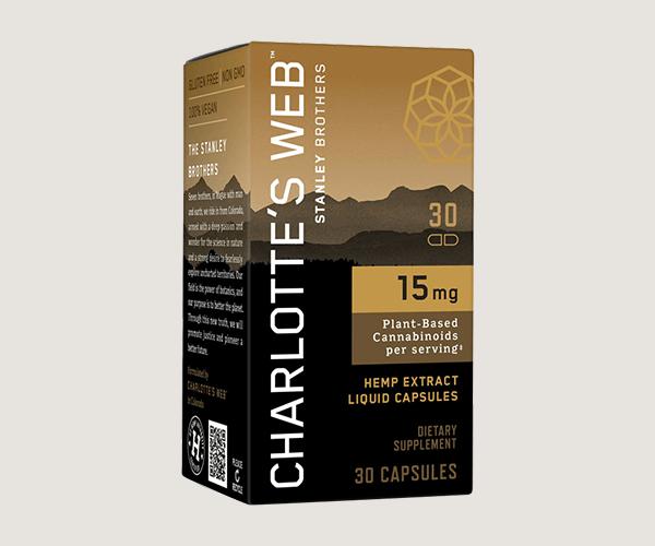 Custom CBD Hemp Capsule Boxes