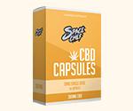 CBD Hemp Capsule Boxes