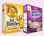 Custom Printed Cereal Food Packaging Boxes