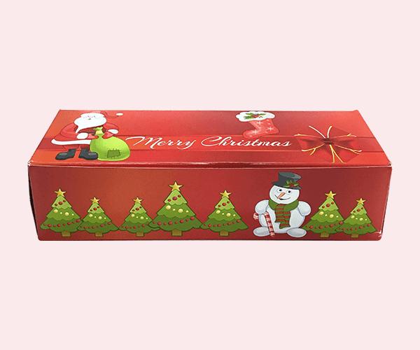 Custom Printed Christmas Gift Boxes