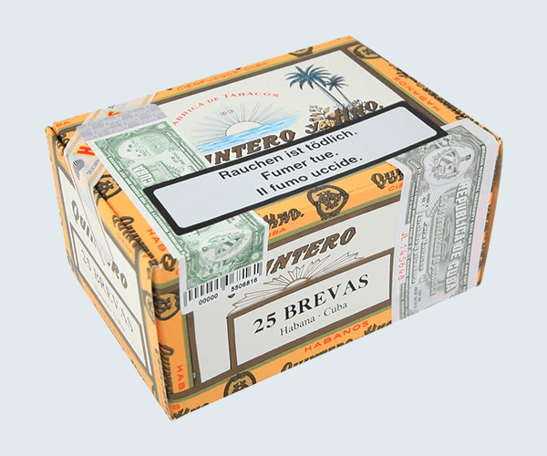 Cigar Box Packaging