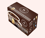 Custom Printed Coffee Packaging Boxes
