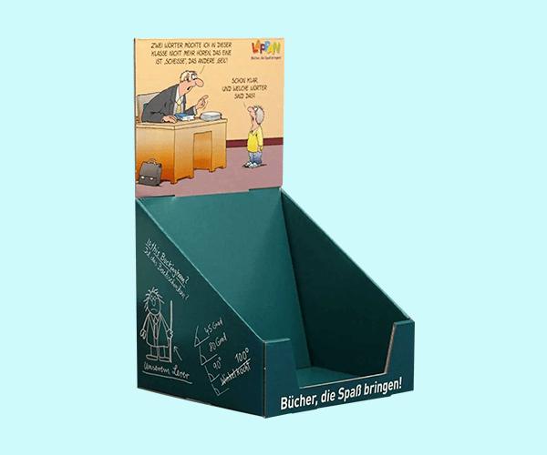 Custom Printed Counter Display Boxes