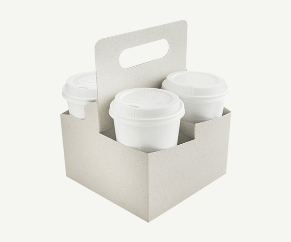 4-Pack Cup Carriers