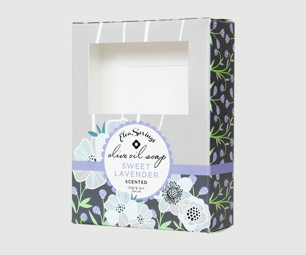 Die Cut Soap Boxes