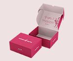Custom Double Sided Mailer Box