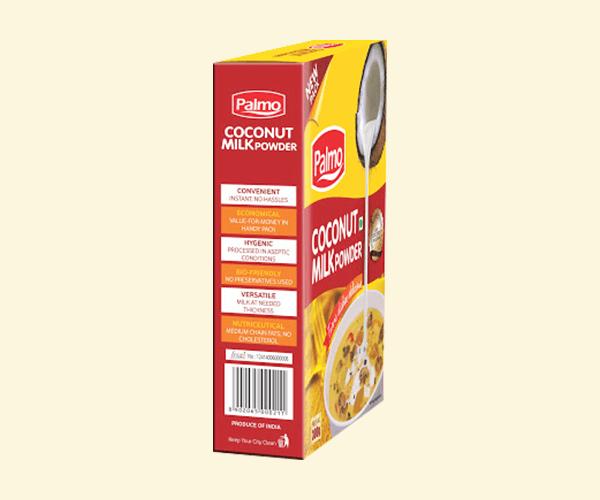 Custom Printed Dry Milk Boxes