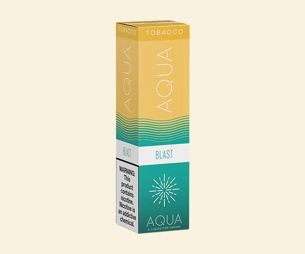 Custom Printed E-Liquid Packaging Boxes