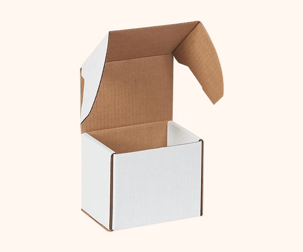 Custom Ear Tab Lock Mailer Boxes