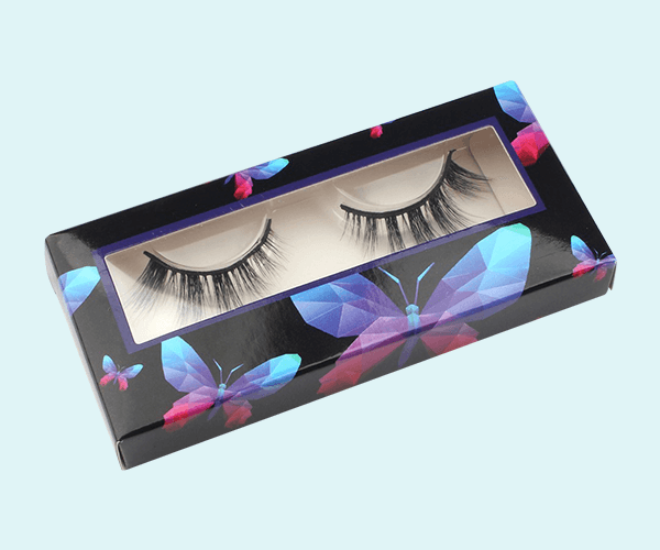 Custom Printed Eyelash Extension Packaging Boxes