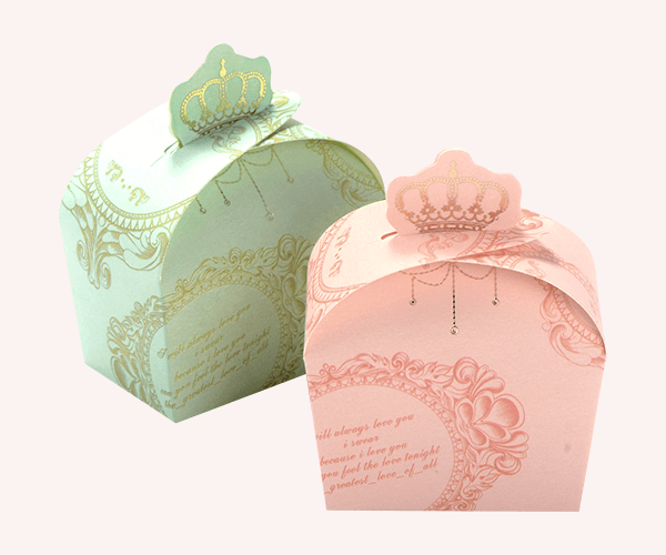 Wedding, Party, Candy Favor Boxes
