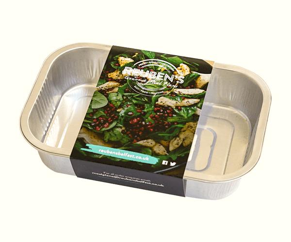 Food Packaging Sleeves
