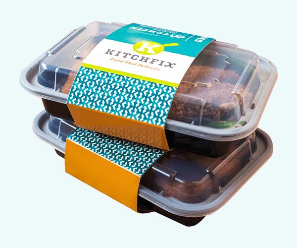 Custom Food Packaging Sleeves