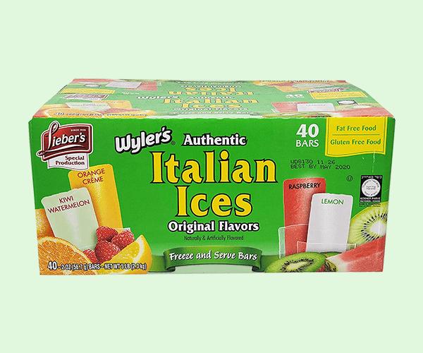 Custom Printed Frozen Dessert Boxes