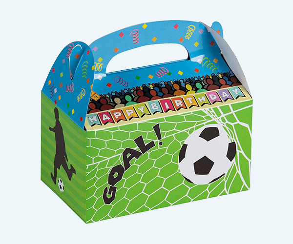 Happy Birthday Gable Gift Boxes