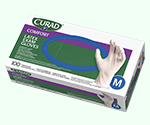 Latex Exam Gloves Packaging