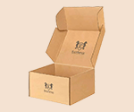 Two-sided Printed Kraft Mailer Boxes