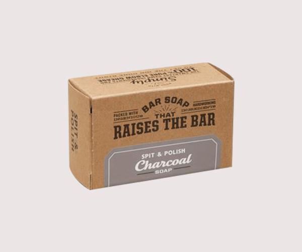 Kraft Soap Packaging Boxes