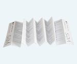 Pre-folded Leaflets