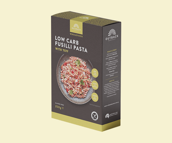 Pasta Packaging Boxes