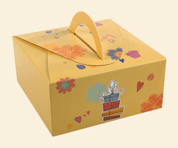 Custom Printed Pastry Box Packaging