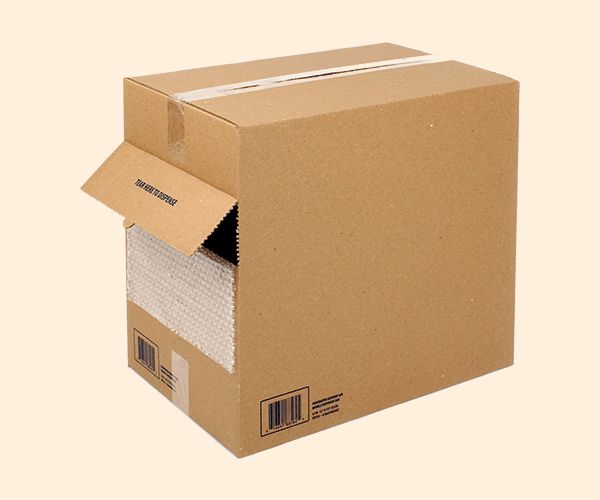 Custom Perforated Dispenser Boxes