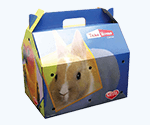 Custom Printed Disposable Pet Carriers