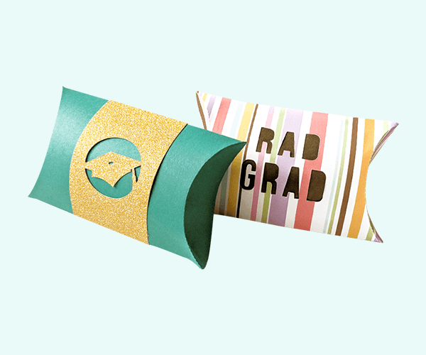 Custom Pillow-Shaped Gift Packaging Boxes