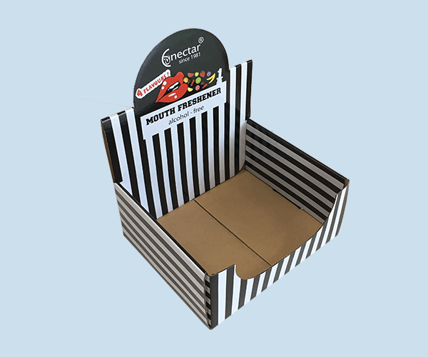 Pop Up Display Box