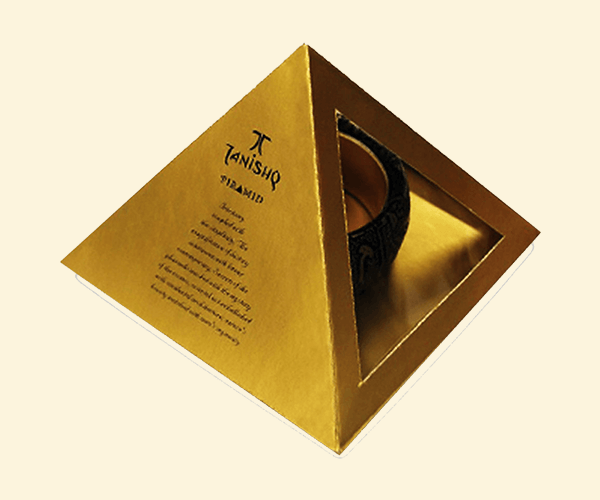 Custom Printed Pyramid Boxes