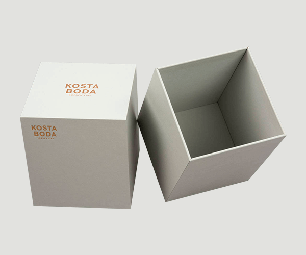 rigid 2-piece boxes