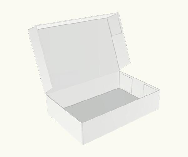 Custom Made Six Corner Tray With Lid