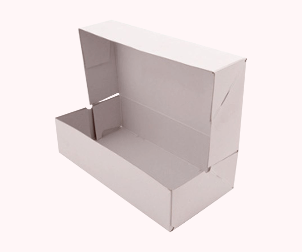Custom Printed Six Corner Tray With Lid