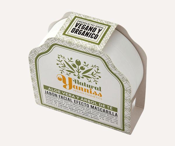 Cardboard Soap Sleeves
