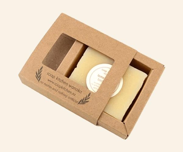 Soap Sleeve and Tray