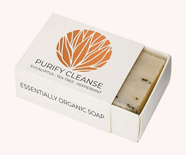Sleeve and Tray Soap Packaging Boxes