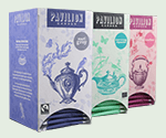 Custom Printed Tea Packaging Boxes