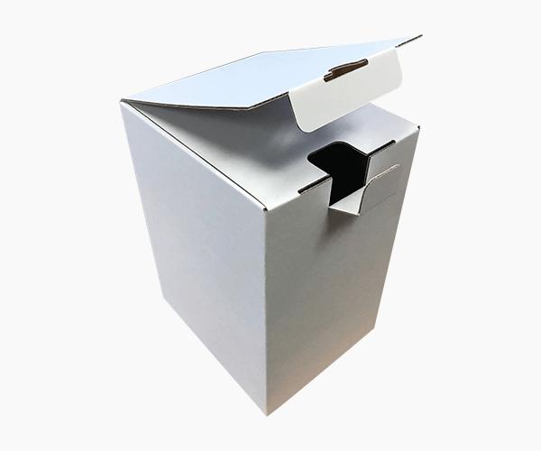 Custom Tuck and Tongue Box