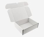 White Mailer Boxes