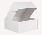 Corrugated White Mailer Boxes